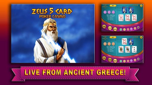 Zeus Poker Cards is the perfect live Casino Card Poker Game! This takes your favorite live three card poker game to the next level! Love texas holdem?  Love  5 card governor poker? This game is unique and fun at the same time for governor or novices! Work on your live card counting skills in this Texas Holdem Poker type Card game!<p>Viva Las Vegas! This game will allow you to practice your blackjack card counting strategy to gain the top advantage when you go to the party Casino! For those…