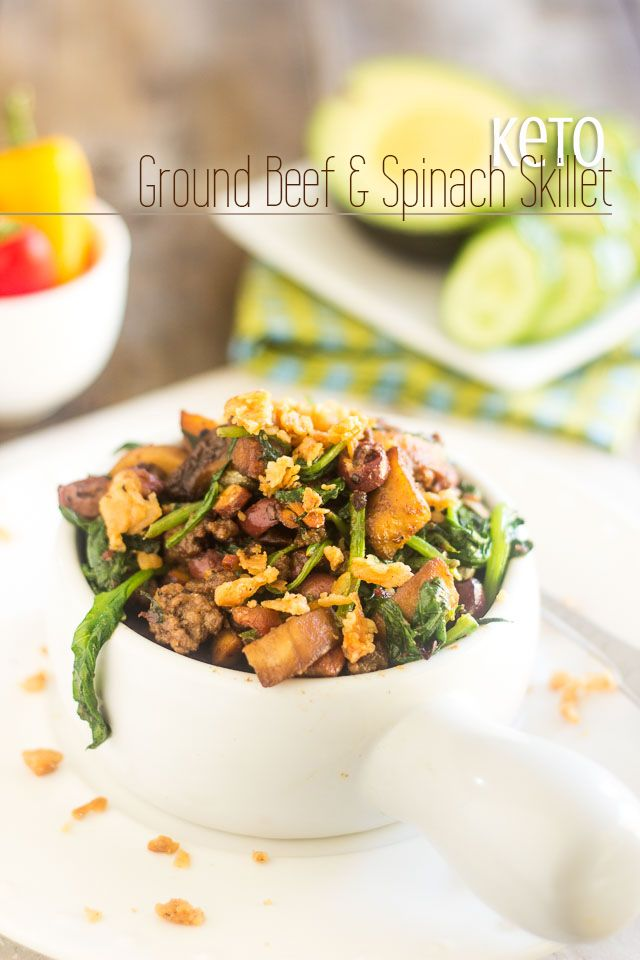 Best 25+ Ground beef and spinach ideas on Pinterest ...