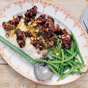 18 november - Sperziebonen in de bonus - Recept - Hete kip van Mats - Allerhande