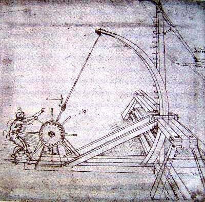 Leonardo da Vinci - Máquinas