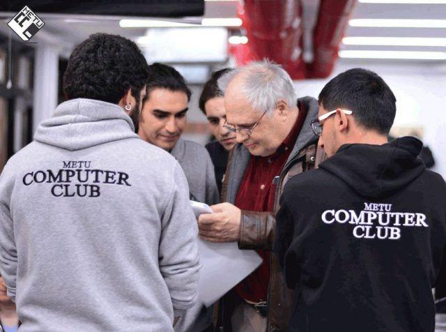 Geleneksel ODTÜ Bilişim Günü'ne, Technopat ekibi de basın sponsoru olarak katılacak. Orta Doğu Teknik Üniversitesi'nin Bilgisayar Topluluğu tarafından her yıl düzenlenen Geleneksel Programlama Yarışması, bu yıl 20 yaşına basıyor. 21 Nisan tarihinde ön elemelerin yapılacağı yarışmada, 5 Mayıs...   https://havari.co/odtu-bilisim-gunu-6-mayis-tarihinde-yapilacak/