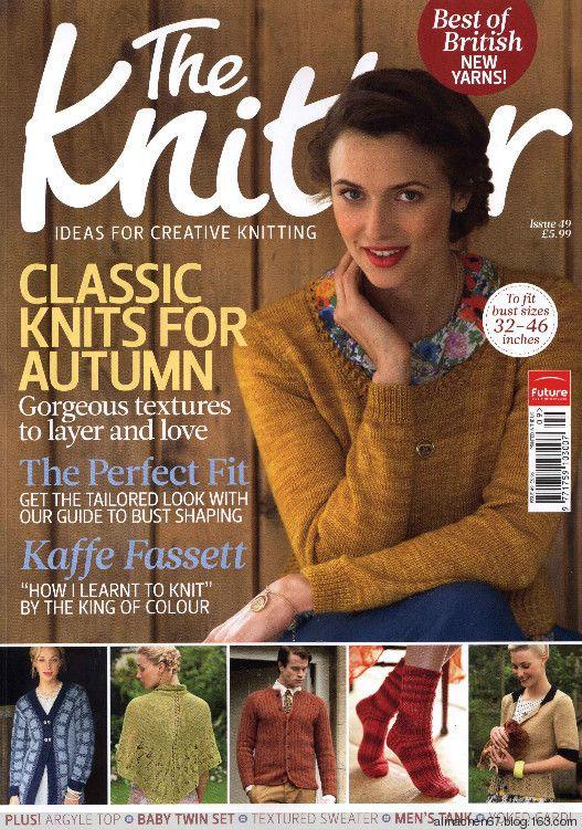 The Knitter 49