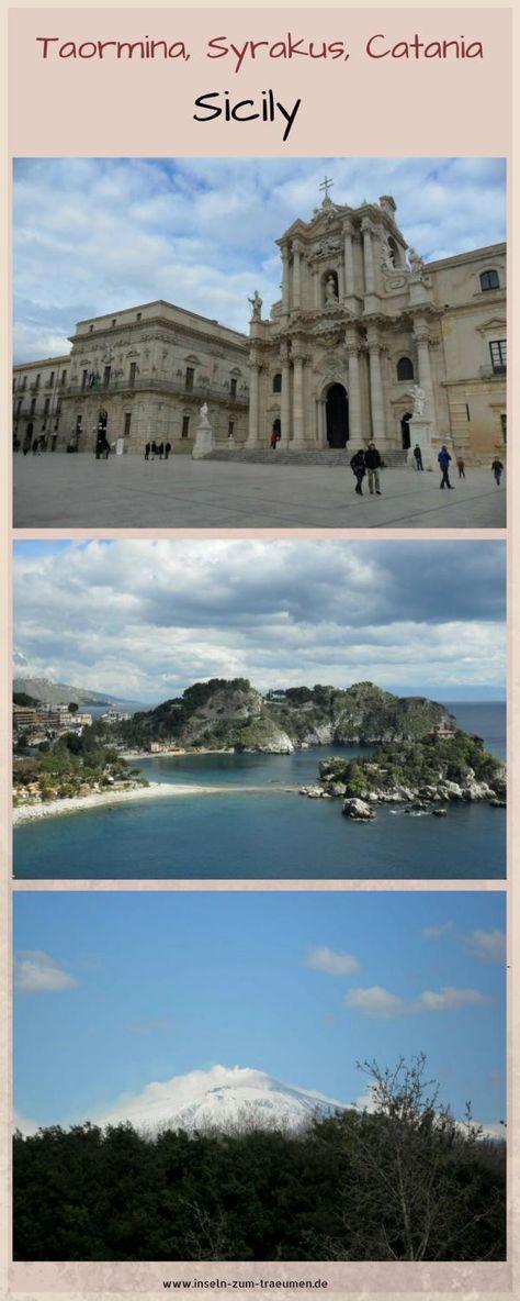 Taormina, Syrakus, Catania, Sicily, Insel Sizilien, Italien