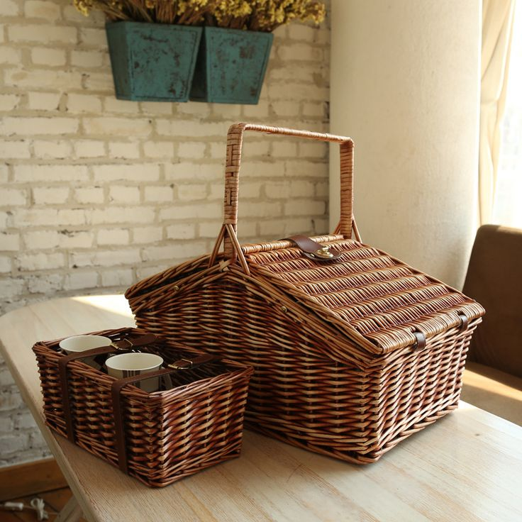 Cheap Rattan Bamboo Buy Quality Basket Packaging Directly
