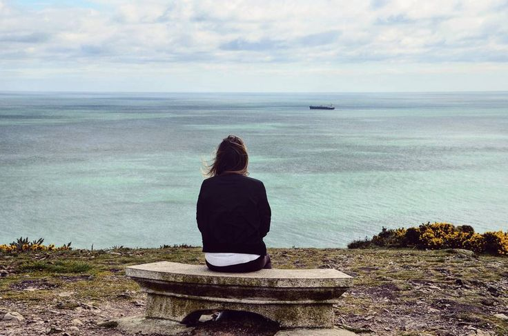 Oh, look at me pretending to think about the meaning of life #girl #thinking #SittingOnABench #view #sea #photography #beautiful #ireland #landscape #nature #travel #travelphotography #picoftheday #nikon #hashtag http://tipsrazzi.com/ipost/1508658318070057320/?code=BTv1L9AAQlo