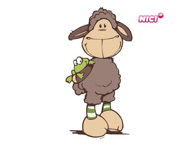 Cute Wandtattoo Lenny M h