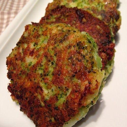 Greenway36: Brokkoli-Käse-Taler