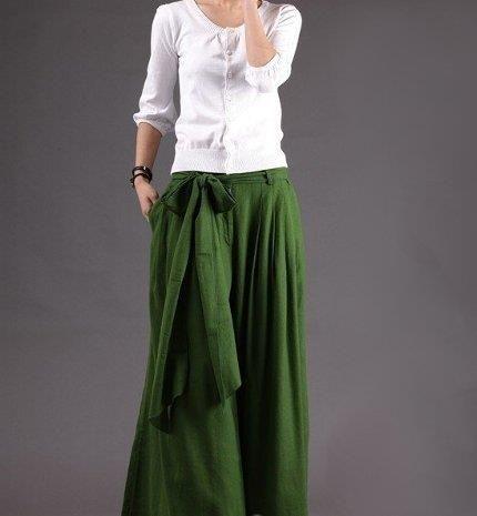 Мода для полных юбка шорты
