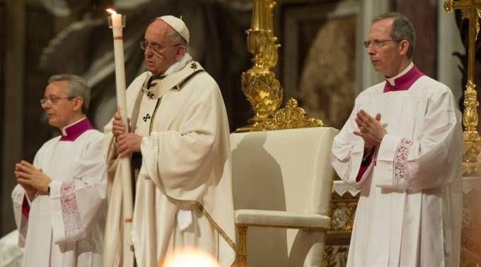Foto refencial -  Crédito: L'Osservatore Romano, La Pascua fiesta de nuestra esperanza, mensaje del Papa en Vigilia Pascual 2016