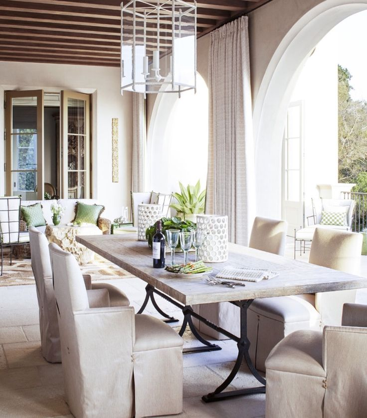 As promised I am sharing the entire home that Richard Hallberg designed. I have always been a huge fan of Hallberg's work. This home, fo...