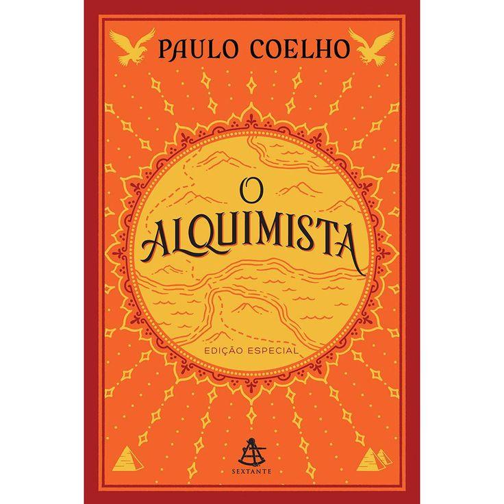 Livro - O Alquimista - Submarino.com