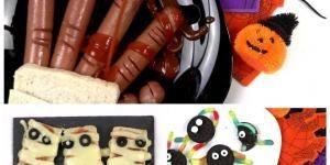 Receta de Halloween para niños - 3 recetas fáciles y rápidas