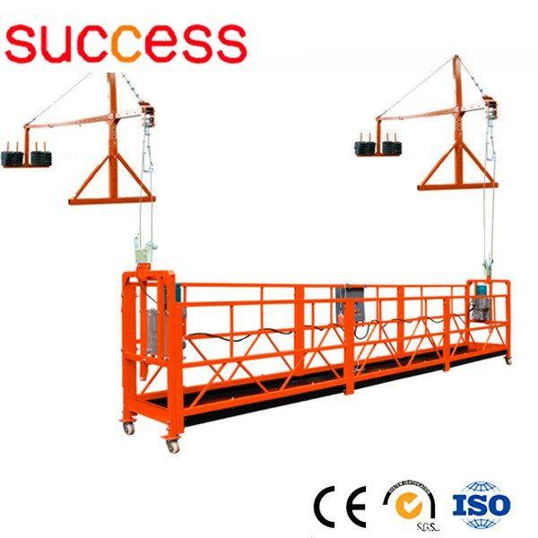 380V/50 Hztemporary suspended platform,suspended scaffolding platform     More: https://www.ketabkhun.com/platform/380v50-hztemporary-suspended-platformsuspended-scaffolding-platform.html