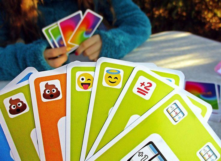 Kartenspiel Familie