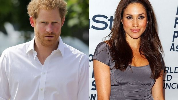 Recommended by  Prince Harry and girlfriend Meghan Markle set to move in together. Prince Harry has slammed the media over 'racial undertones' in comment pieces about his new girlfriend Meghan Markle.