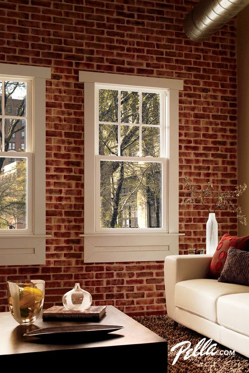 A single-hung window is similar to a double-hung window, with one notable exception: only the bottom pane is movable. Same style, less versatile.