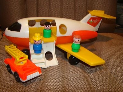 fisher price airlines