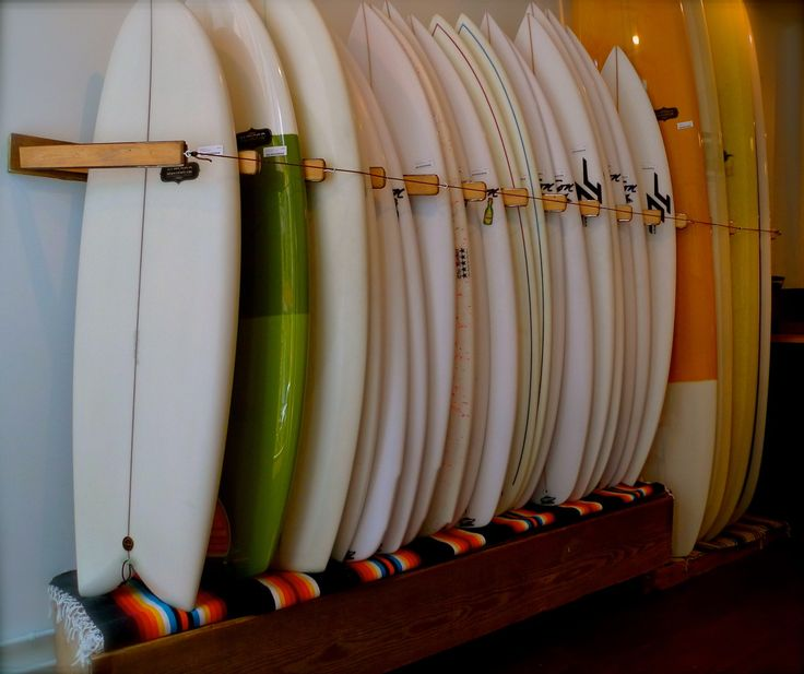 Surf Rack   Love All The Space For A Ton Of Boards