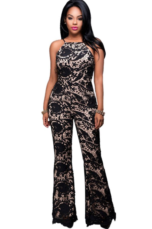 Chic design #jumpsuit #fashion #maykool