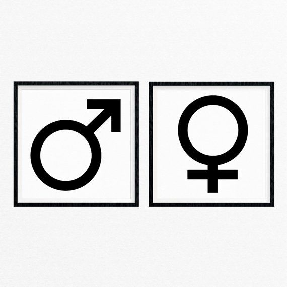 Why Do The Symbols And Represent Male And Female Beaugrands Blog