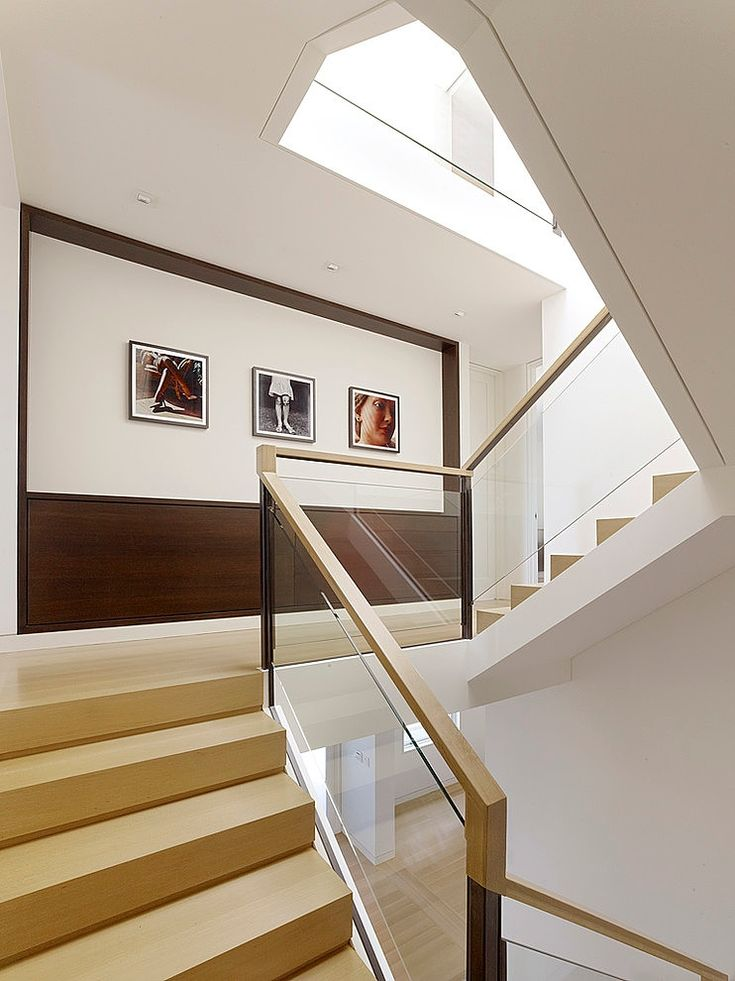 82 best knoll stairs images on pinterest stair design - Home designer stairs with landing ...