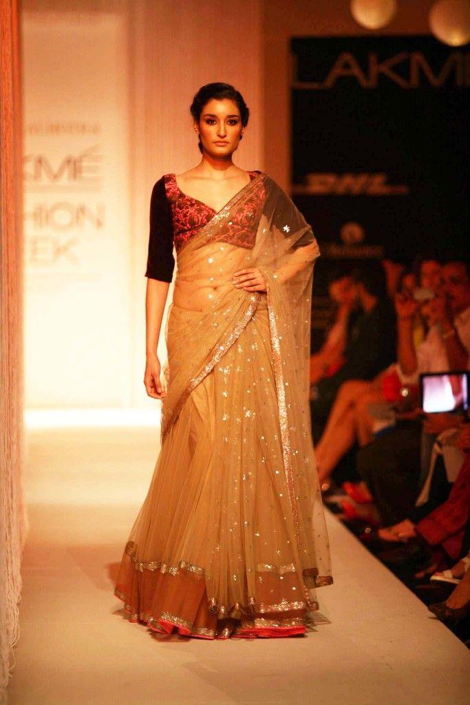 Manish Malhotra | Lakme Fashion Week Winter 2013 #Lakme #fashion #chinaglaze #OPI #nailsinc #dior #orly #Essie #Nubar @opulentnails over 13,000 pins