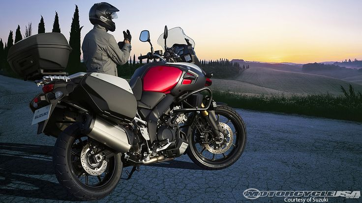 2014 Suzuki V-Strom 1000 First Look - Motorcycle USA