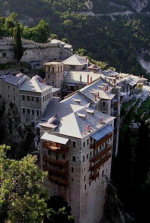 Agios Panteleimon monastery