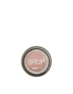 Maybelline Color Tattoo 24hour Eyeshadow | Pink Gold