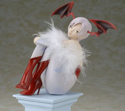 battle vixens resin figures | Don't be fooled by Lilith Aensland - the battle-ready lady is prepared ...