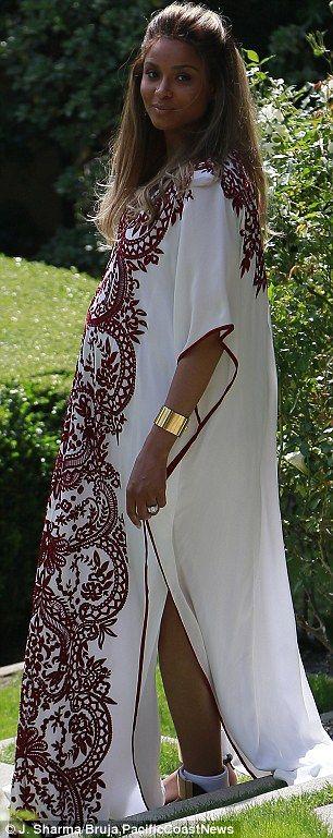 The beautiful and talented Mama Ciara 2014