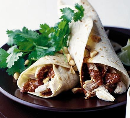 Try a traditional Mexican favourite with this spicy and varied recipe