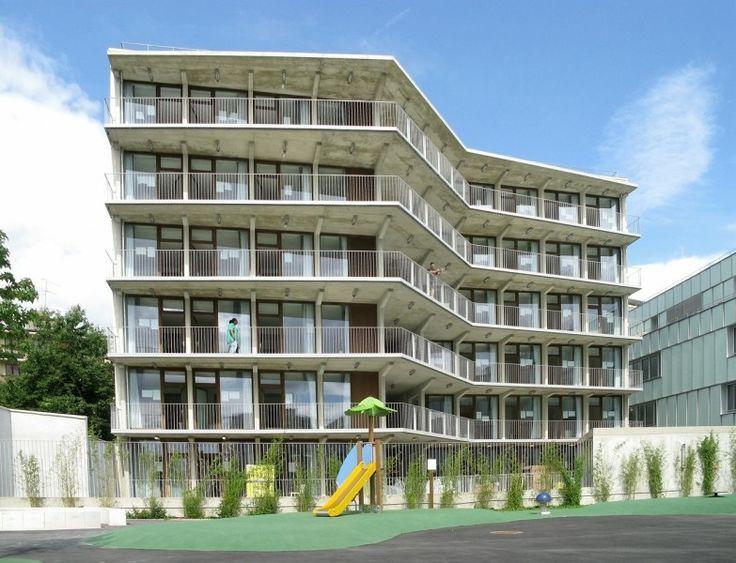 Foyer D Etudiant Architecture : Les meilleures idées de la catégorie logement étudiant