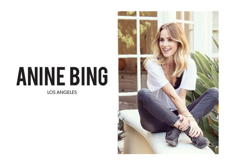 Anine Bing, soon in VB Inspiration