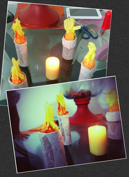 Catequesis - presentación de Jesús - La Candelaria - Jesús la luz del mundo
