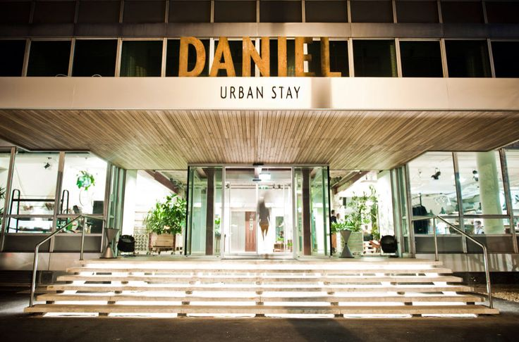 The Daniel hotel in Vienna on www.myhomestory.eu