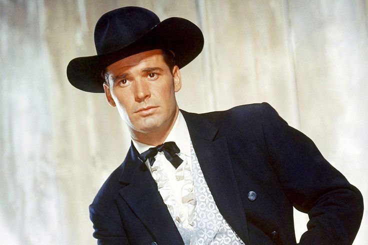 "picture of clint walker's wife | Garner in one of his most famous roles as Bret Maverick in ""Maverick ..."