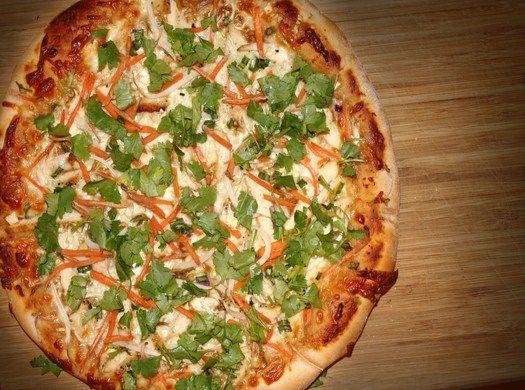 Пицца сицилийская калорийность