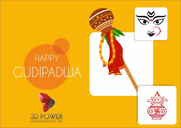 Hope this #GudiPadwa brings #good #luck, #victory, #prosperity and #moments of #joy ....  :)