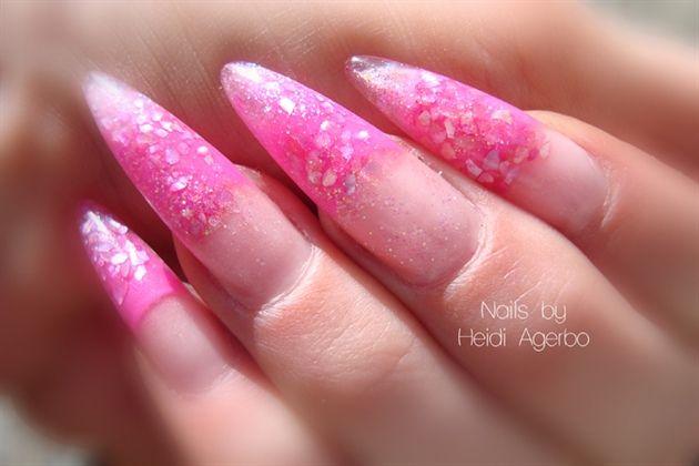 Pink Stiletto Nail Designs Ivoiregion