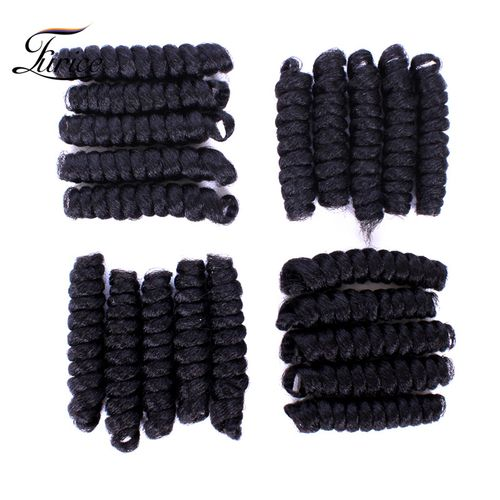 Tapered Cuts For Black Women Curlkalon Crochet Hair Extension