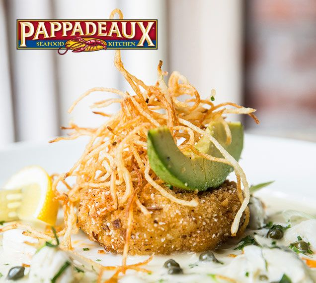 Pappadeaux recipes crab cakes