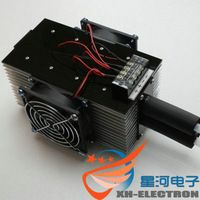 Free Shipping!The DIY electronic Peltier Module refrigerator DC chiller CPU auxiliary water-cooled 240W super refrigeration