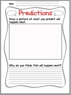 171-180 Makes predictions about what will happen next in a literary text (1-5 simple sentences)