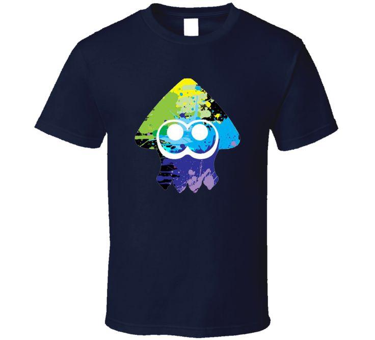 Splatoon Squid cute T Shirt