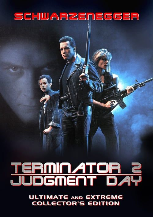 Full Watch Terminator 2 Judgment Day 1991 Full Online Movie Hd