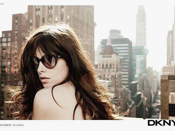 Sunnies: Hunters, Dark Hair, Coach Sunglasses, Ads Campaigns, Dkny Spring, High Fashion, Ashley Greene, Ashleygreen, Spring 2012