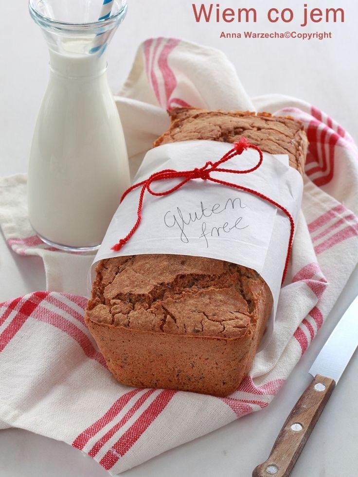 Wiem co jem - Chleb bezglutenowy na drożdżach