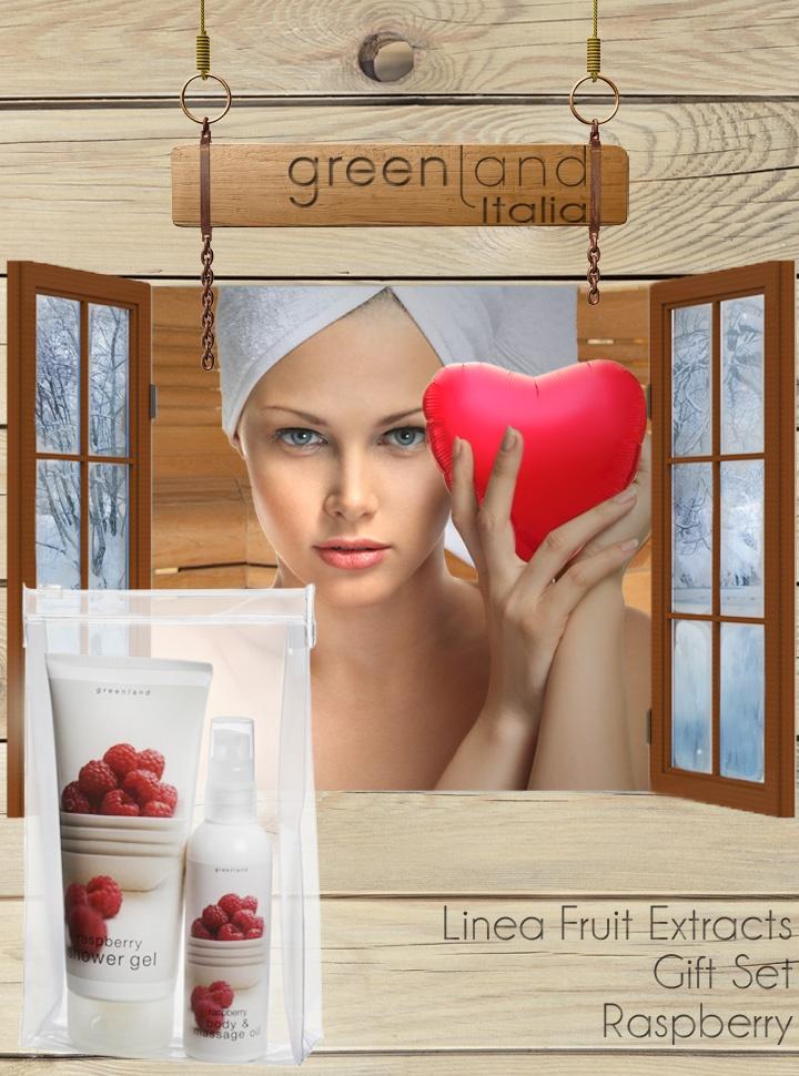Fuori fa freddo ma il vostro cuore è al caldo coccolato dalla tenerezza della linea Fruit Extracts...