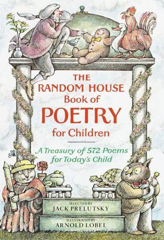 Free Lesson Plans and Ideas for Studying Poetry | Homeschool Giveaways The poems within this large book are full of fun anecdotes and sayings that hype on moral development and being nice. http://www.amazon.com/Random-House-Book-Poetry-Children/dp/0394850106/ref=sr_1_1?s=books&ie=UTF8&qid=1449724908&sr=1-1&keywords=the+random+house+book+of+poetry+for+children